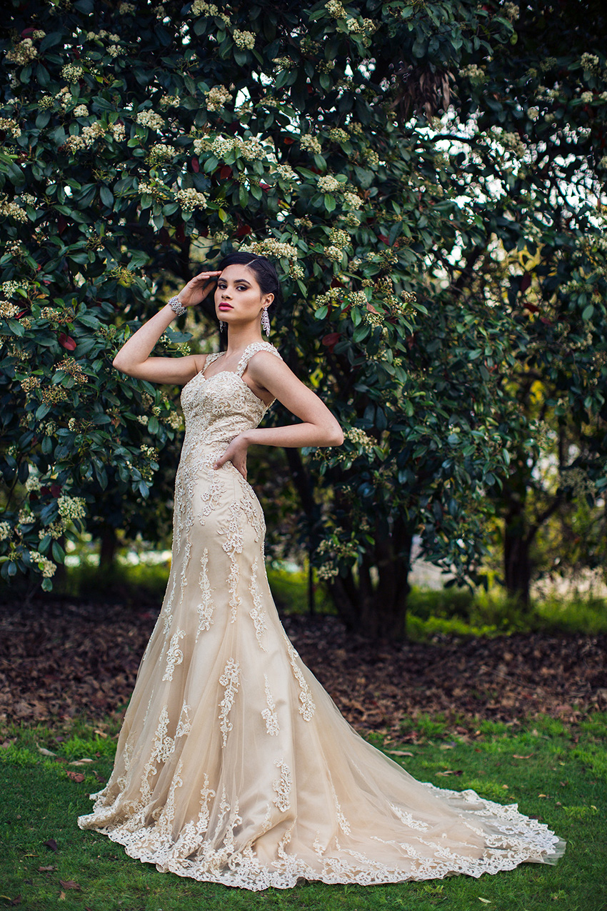 Riverside Gowns Stella dress